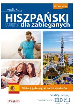 Hiszpański. Kurs dla zabieganych +CD