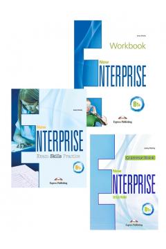 New Enterprise. B1+. Workbook. Practice Pack