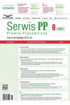Serwis Prawno-Pracowniczy 9/2015