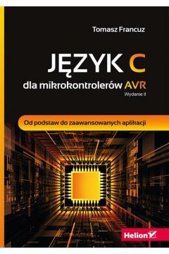 Język C dla mikrokontrolerów AVR.