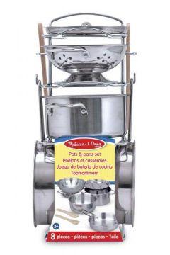MELISSA Metalowe naczynia kuchenne 14265