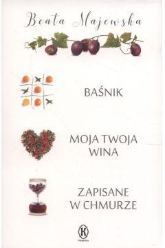 Pakiet: Baśnik/ Moja twoja wina/ Zapisane w chmurze