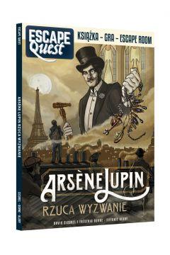 Escape Quest. Arsene Lupin rzuca wyzwanie