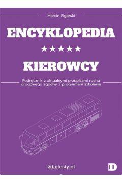 Encyklopedia kierowcy kat. D Podręcznik