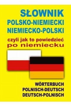 Słownik pol-niem-pol, czyli jak to powiedzieć...