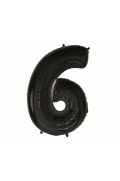 Balon foliowy cyfra 6