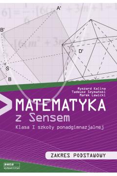 Matematyka LO 1 podr ZP SENS