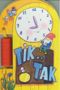 Książeczki zabaweczki - Tik Tak