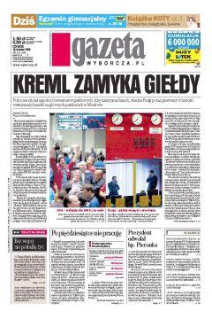 Gazeta Wyborcza - Kielce 219/2008