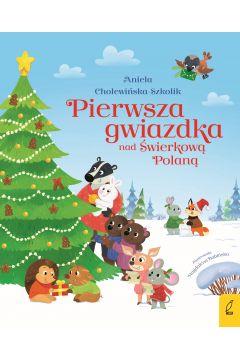 Pierwsza gwiazdka nad Świerkową Polaną