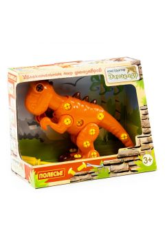 Klocki-dinozaur Tyranozaur
