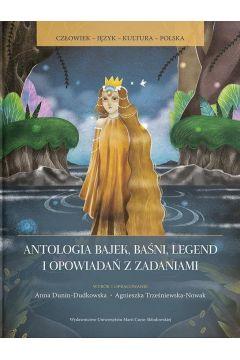 Antologia bajek, baśni, legend i opowiadań..