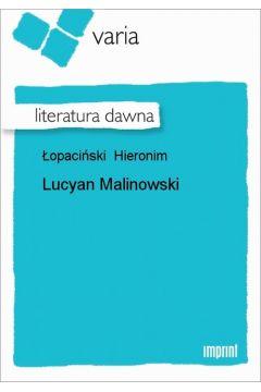 Lucyan Malinowski