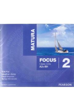 Matura Focus 2 Class CD (do obu wersji)