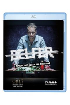 Belfer sezon 1 (Blu-Ray)