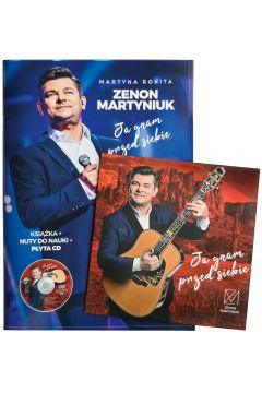 Zenon Martyniuk. Ja gnam przed siebie. Książka z nutami do nauki + płyta CD