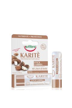 Karite Protezione Naturale Stick Labbra Nourishing Lip Balm balsam do ust z masłem shea