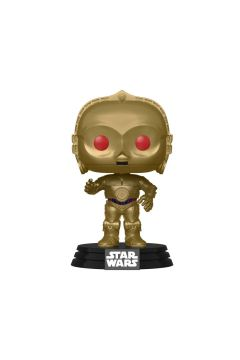 Funko POP! Star Wars: Rise of the Skywalker - C-3PO (Red Eyes)
