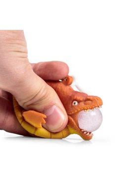 Brelok Dinozaur do ściskania z masą