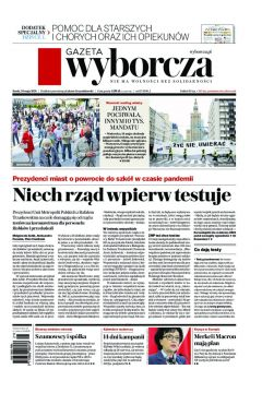 Gazeta Wyborcza - Kraków 117/2020