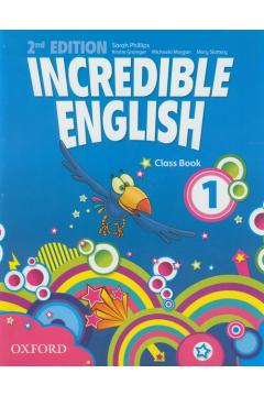 Incredible English  2E 1 CB OXFORD
