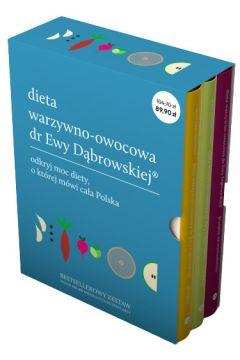 Pakiet Dieta warzywno-owocowa dr Ewy Dąbrowskiej