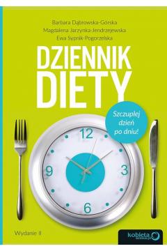 Dziennik diety. Szczuplej dzień po dniu!