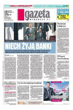 Gazeta Wyborcza - Zielona Góra 231/2008