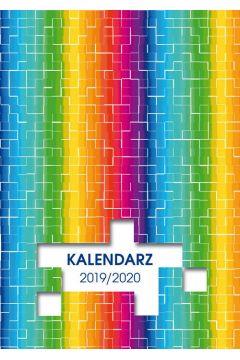 Kalendarz 2019/2020 [tęcza]