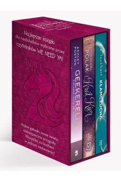 Pakiet: Geekerella, Król Kier, Kłamczucha