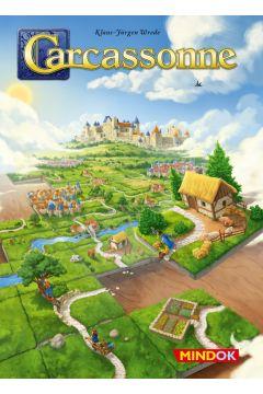 Carcassonne. Gra planszowa