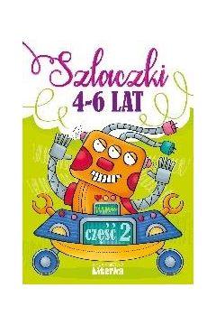 KSIAZECZKA EDUK 170X240 SZLACZKI 4-6 LAT 2 LIT
