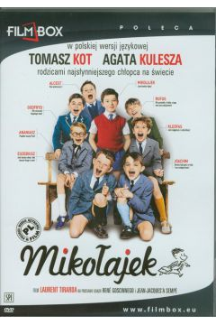 Mikołajek DVD