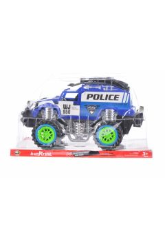 Auto terenowe Policja MEGA CREATIVE 459625