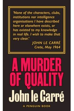 A Murder of Quality