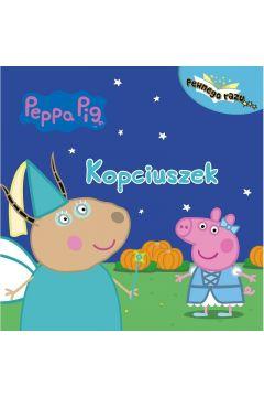 świnka Peppa Pewnego Razu Kopciuszek