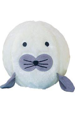 Piłka Fuzzy Ball S`cool Seal biała D.RECT