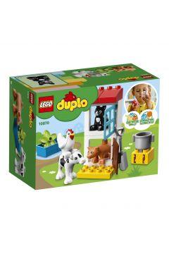 LEGO DUPLO. Zwierzątka hodowlane 10870