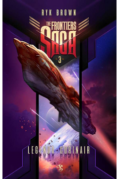 The Frontiers Saga T.3 Legenda Corinair
