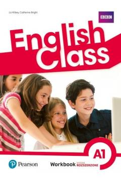 English Class A1. Workbook + Online Homework
