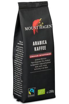 Kawa mielona bezkofeinowa Arabica 100% fair trade