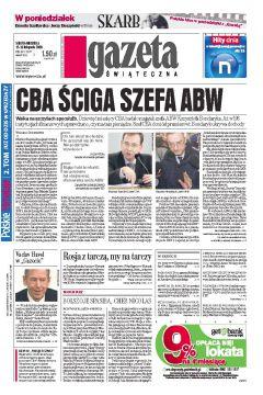 Gazeta Wyborcza - Kielce 267/2008