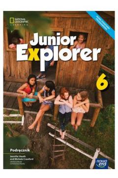 Junior Explorer 6. Podręcznik do języka angielskiego dla klasy 6 szkoły podstawowej