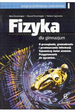 Fizyka GIM ćw I Zamkor