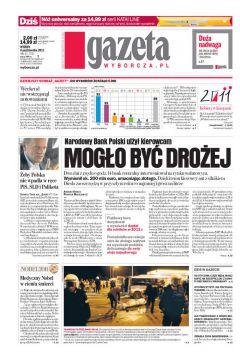 Gazeta Wyborcza - Wrocław 231/2011