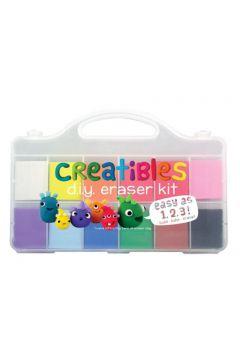 Masa do robienia gumek 12 kolorów