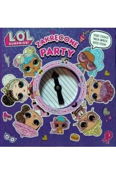 L.O.L. Surprise! Zakręcone Party