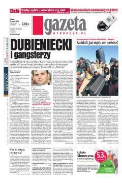 Gazeta Wyborcza - Łódź 50/2011
