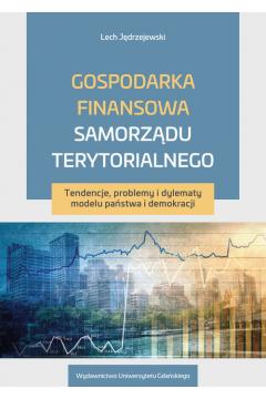 Gospodarka finansowa samorządu terytorialnego