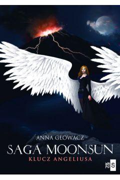 Saga Moonsun. Klucz Angeliusa